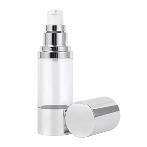 30ml 40ml 50ml Skin Care Airless Pump Bottle