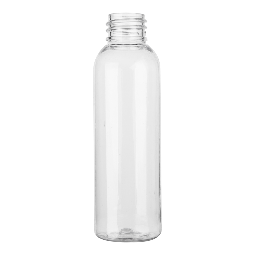 60ml 80ml 100ml Clear PET Lotion Pump Bottle