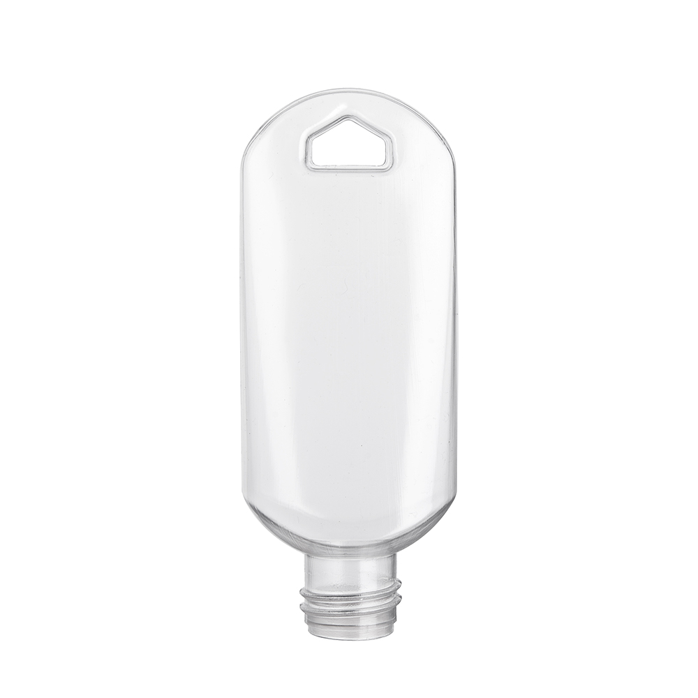 50ml Empty Flip Top Cap Bottle Mini Hand Sanitizer Bottles in Stock