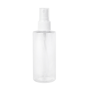 100ML Plastic Clear PET Spray Bottle
