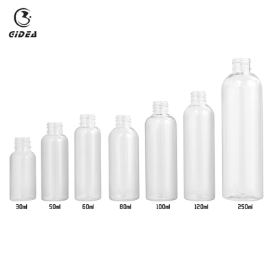 30ml 50ml 60ml 80ml 100ml 250ml Pet Bottle in Stock Pet Bottle Manufacturer