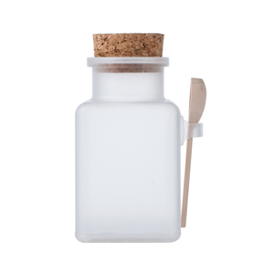 100ml 200m 300ml Wholesale Wooden Jar With Spoon