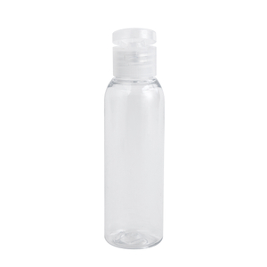 60ml Plastic Flip Cap Bottle Manufacturer Empty Hand Sanitizer Bottles in Stock