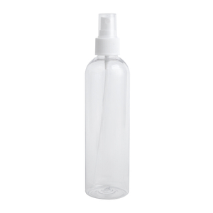 250ml Spray Pump Bottle in Stock Spray PET Bottle Supplier