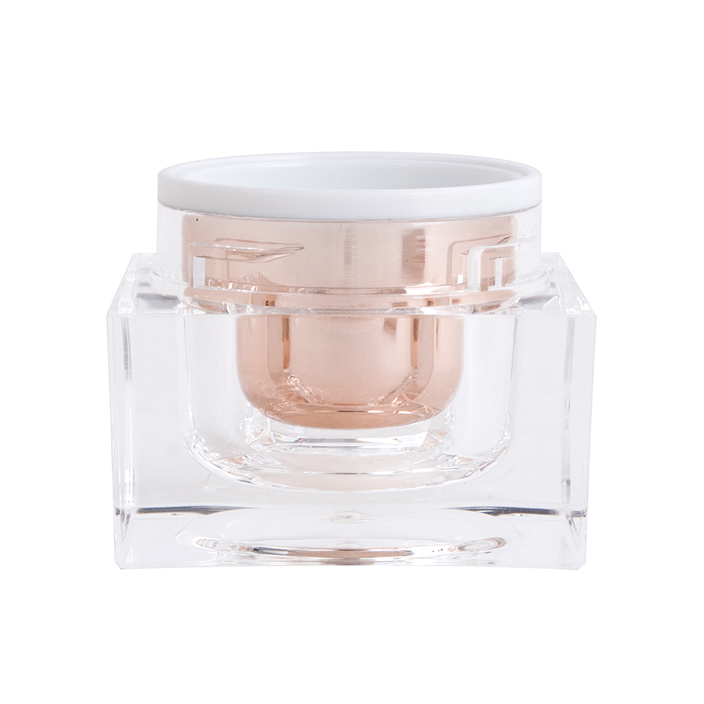 15g 30g 50g Empty Cosmetic Jar China Cosmetic Packaging Manufacturer