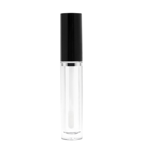 8ml Clear Plastic Lip Gloss Container