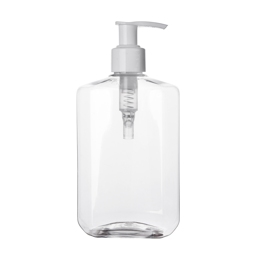 250ml 300ml Lotion Pump Bottle, Clear Pump Bottles Hand Wash Pump Bottle Manufacturer