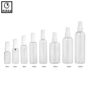 30ml 50ml 60ml 80ml 100ml 120ml 240ml 250ml Fine Mist Spray Bottle in Stock China Manufacturers Pet Spray Bottle