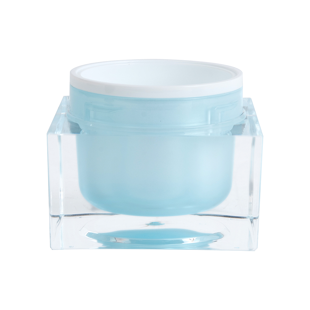 15g 30g 50g Empty Cosmetic Jar For Cream High Quality Cosmetic Packaging