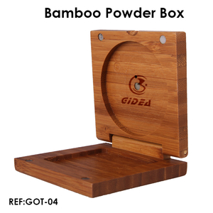 Bamboo Cosmetic Eyeshadow Cases
