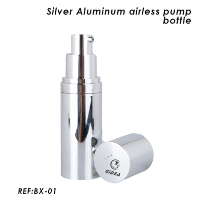 15ml 30ml 50ml Aluminum Airless Bottle