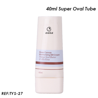 40ml Plastic Super Oval Tube