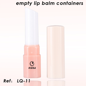 Empty Lip Balm Container