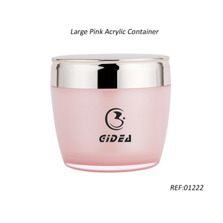 200g Acrylic Jar Packaging Skin Care for Cosmetic Cream
