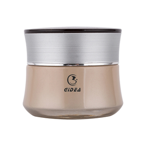 China 55g Small Glass Face Cream Jar