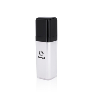 15ml 30ml 50ml Square White Acrylic Airless Bottle