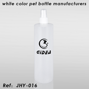 White Color Pet Bottle Manufacturers