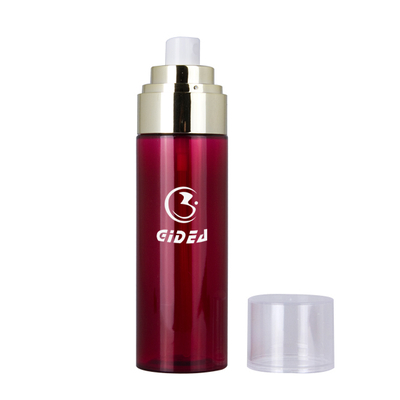 120ML Red PET Spray Pump Bottle
