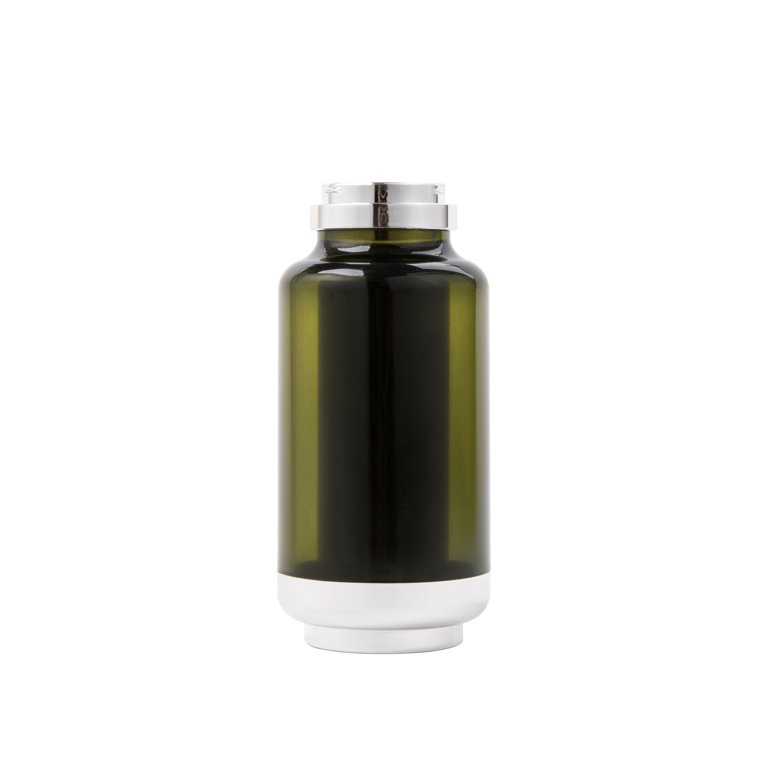 30ml 50ml 80ml 120ml Acrylic Airless Cosmetic Packaging Bottle