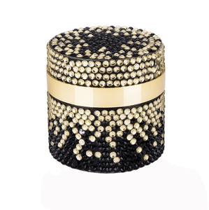 15g 30g 50g 200g Luxury Empty Cosmetics Cream Jar with Diamond