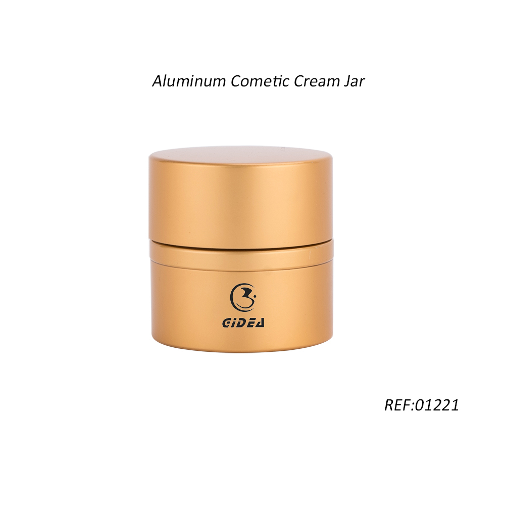 5g Aluminum Jar for Skin Care Cream Cosmetic