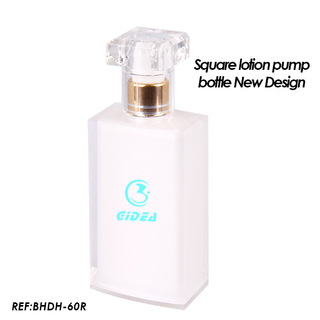 60ml Skin Care And Beauty Lotion Pump Bottle
