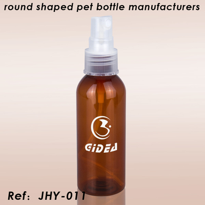 Round Shaped Pet Bottle Manufacturers