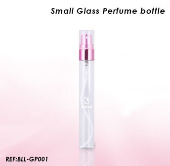 3ml 5ml 8ml 10ml Small Colored Empty Perfume Glass Bottles