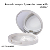 2014 Best Seller Round Empty Compact Case with Mirror