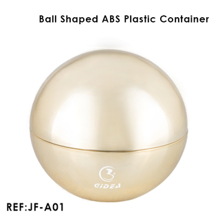 15ML 30ML 50ML Ball Shape Acrylic Jars