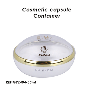 80g Cosmetic Container Jar