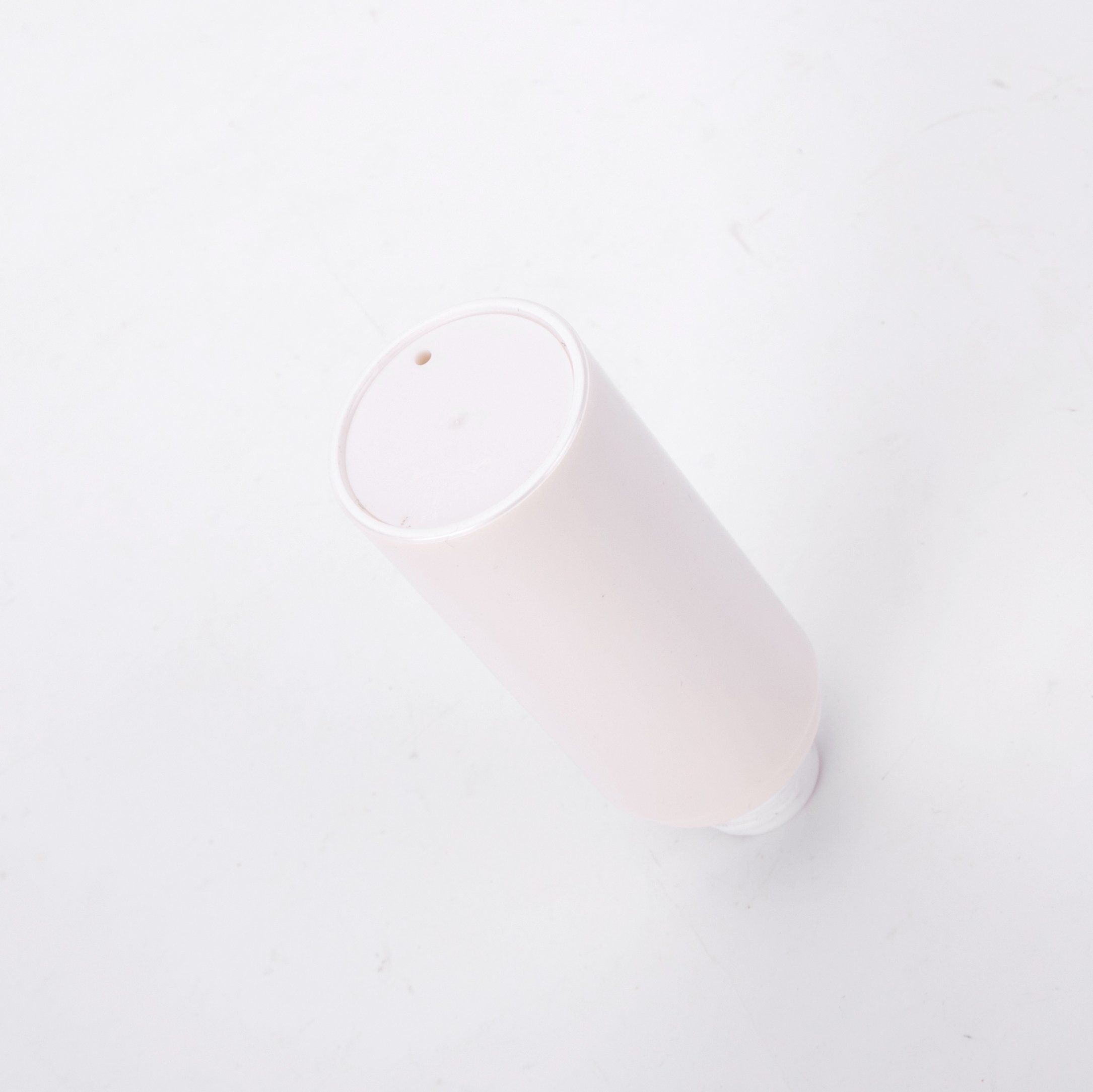 15Ml White Plastic Airless Bottle, Cream Pump Bottle