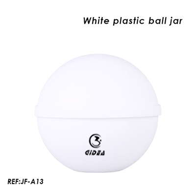 200ML Ball Shaped PP Plastic Jar