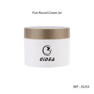 50g Plastic Body Cream Jar
