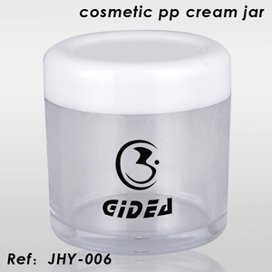 Cosmetic PS Cream Jar