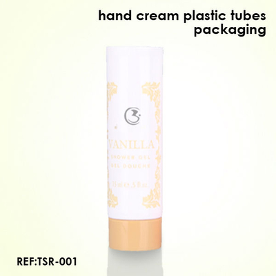 Plastic Lotion Tube Containers