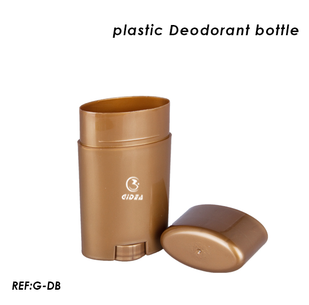 Plastic Deodorant Bottle Bottom Filling