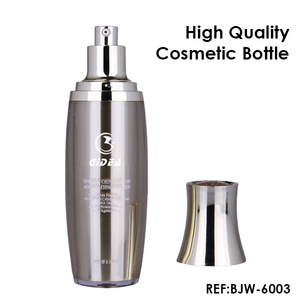 50ml 100ml Plastic Lotion Pump Bottle