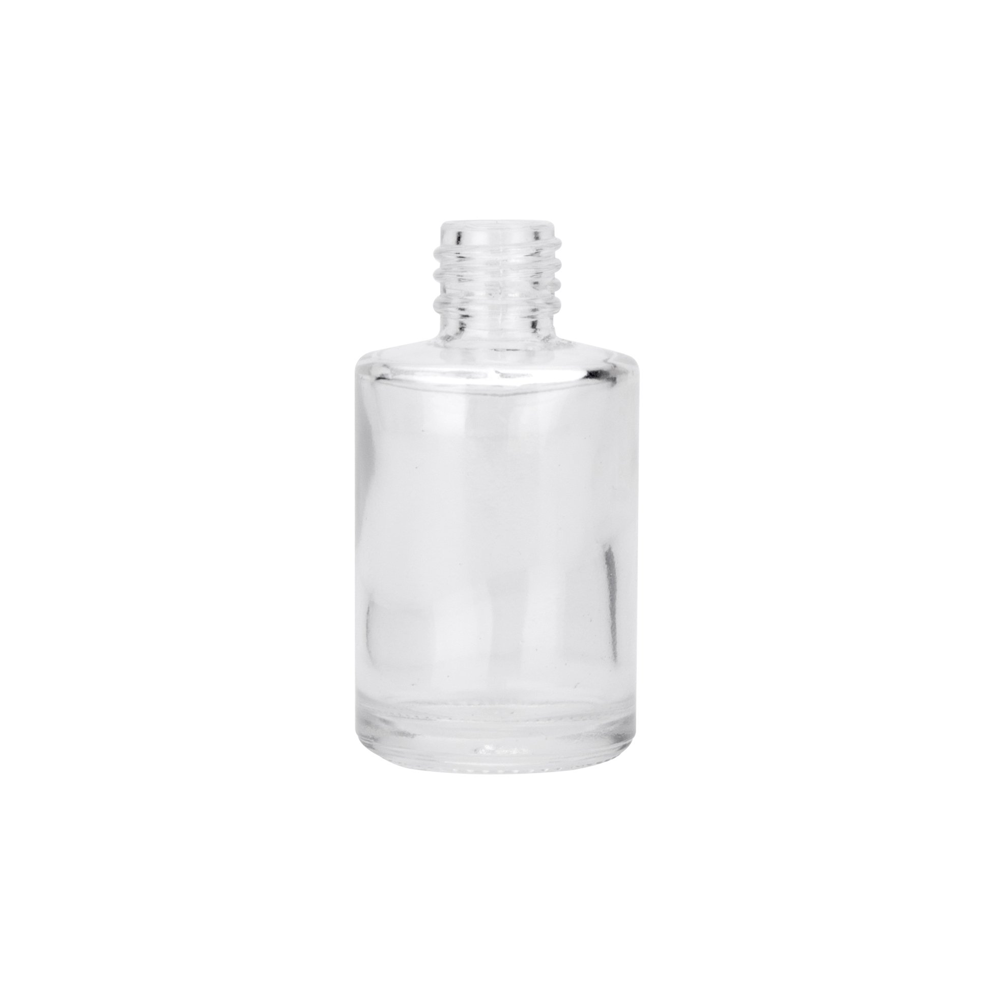15ml Empty Glass Gel Nail Polish Bottle