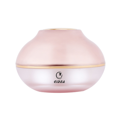 30g 50G 120g 200g Custom Color Pink Cosmetic Cream Jar